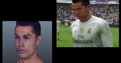 So scharf und detailliert sehen die Stars von Real Madrid  in Fifa16 aus!