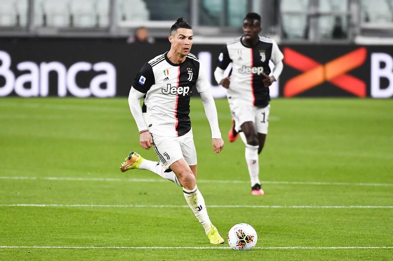 Christiano Ronaldo gehört zu Recht zu den schnellsten Fußball Spielern der Welt.
