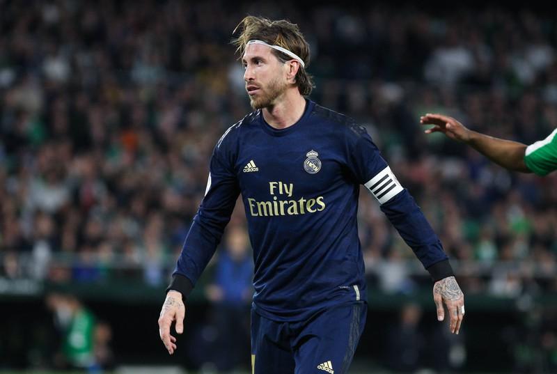 Sergio Ramos gehört zu den schnellsten Fußball Spielern der Welt.