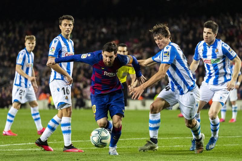 So schnell wie Messi rennt kaum ein Fußball Spieler