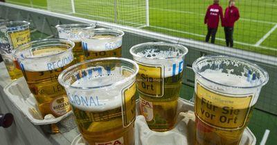 In diesen deutschen Stadien ist das Bier am teuersten!