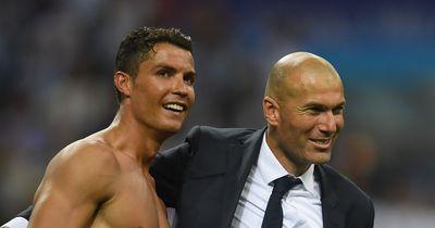Das ist die Traumelf von Zinedine Zidane