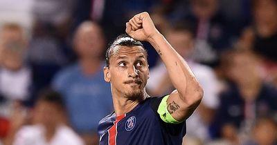 Zlatan hatte einen Alptraum von Ronaldo!