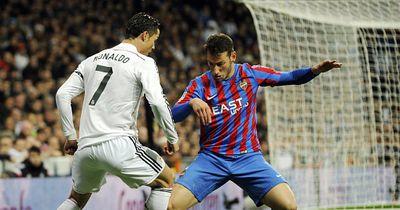 Das sagte Cristiano Ronaldo zu Pedro bei seinem ersten Spiel!