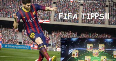 Die besten Tipps für den Fifa-FUT Modus!
