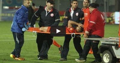 Die 3 größten Horror-Fouls in der Fußballgeschichte!