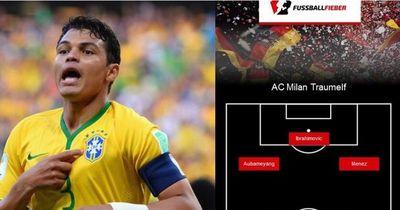 So könnte AC Milan heute auflaufen, hätte man diese Talente nicht verkauft.