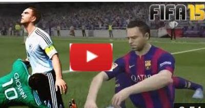 Diese 4 Fifa Fails bringen dich zum Lachen!
