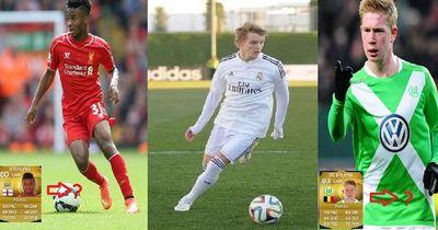 Fifa 16:  Diese Stärke sollten die Shootingstars der letzten Spielzeit erhalten!