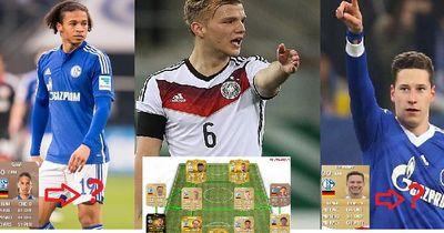 Wow! So stark werden die Stars von Schalke in Fifa 16!