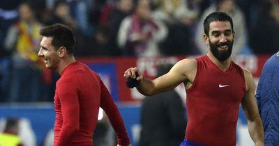 Messi mit unglaublicher Geste für Turan!