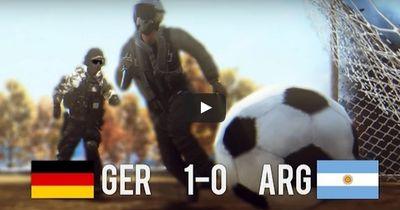 Das sind die geilsten Gaming-Videos mit Fußballstars