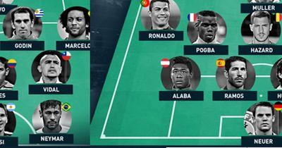 Südamerika vs. Europa - Von welchem Kontinent stammen die besseren Fußballer?