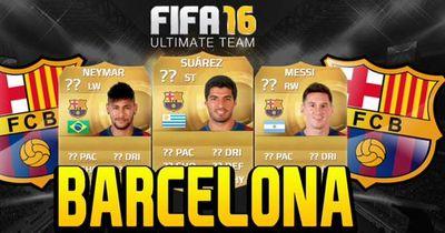 FIFA 16: So gut wird der FC Barcelona