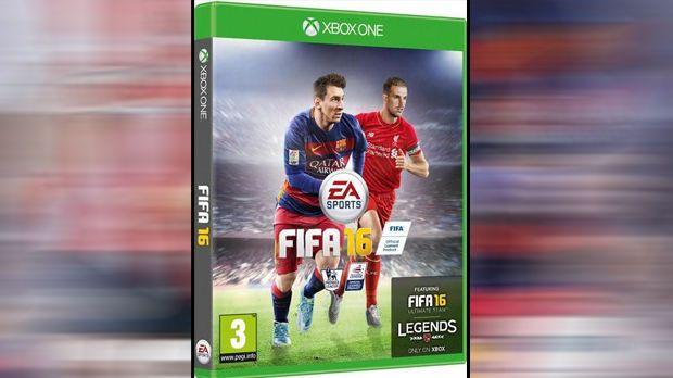 FIFA 16: Alle Cover im Überblick