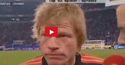 Das sind die coolsten Fußballer-Interviews aller Zeiten!