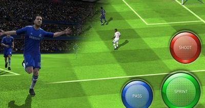 So sieht Fifa 16 fürs Handy aus!