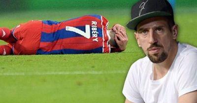 Schock! Karriereende für Franck Ribery?