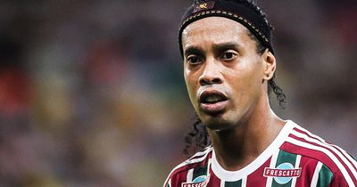 Das ist die Traumelf der Fußball-Legende Ronaldinho!