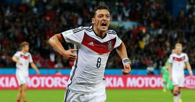 5 Fakten über Mesut Özil