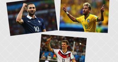 Die 10 teuersten Nationalmannschaften nach ihrem jeweiligen Marktwert