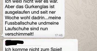 Kreisliga: Wenn's bei WhatsApp wieder rundgeht