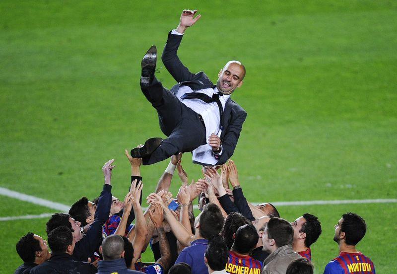 5 Fakten über Pep Guardiola