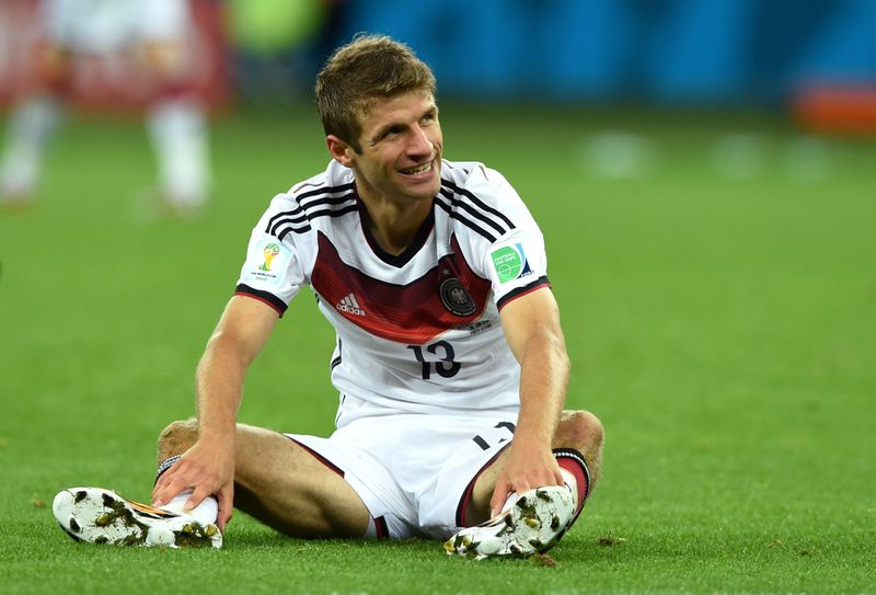 Müller Fußballer
