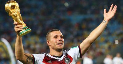 Lukas Podolski: Das ist das erste Interview mit ihm als Profifußballer
