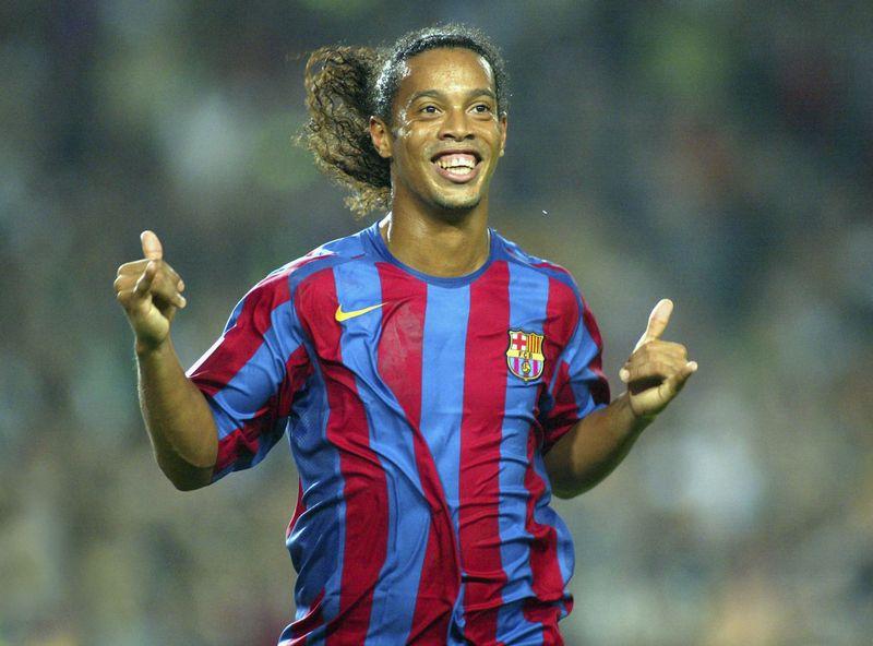 Video: Als Ronaldinho Standing Ovations von Real Madrid Fans bekam
