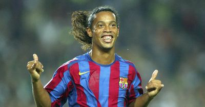 Video: Als Ronaldinho Standing Ovations von Real Madrid Fans bekam