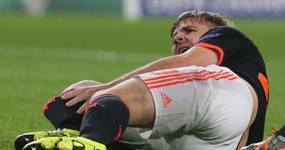 Champions League: Doppelter Rückschlag für Manchester United