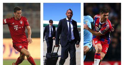FC Bayern: Lewandowski, Alonso und Vidal angeschlagen