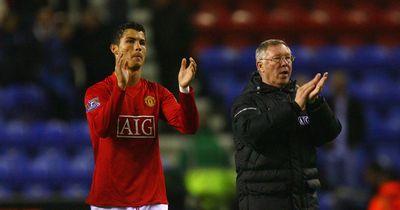 Sir Alex Ferguson enthüllt: So wurde CR7 bei ManU gemobbt!