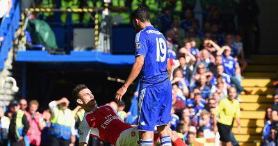 Wenger möchte Costa nie wieder sehen