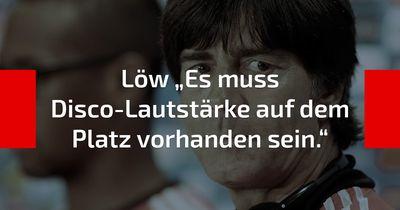 Joachim Löw mit goldener Sportpyramide ausgezeichnet