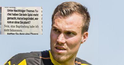 Sport Bild: Kevin Großkreutz beschwert sich über Thomas Tuchel