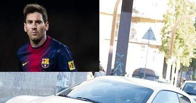 Das Luxusleben von Lionel Messi!