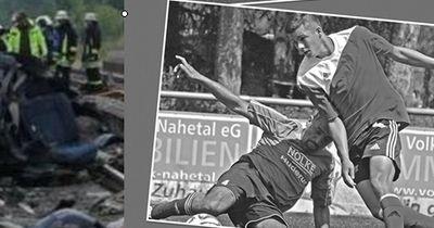 Horror-Unfall schockt die deutschen Fußballfans!