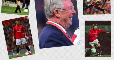 Ferguson: Diese 4 Spieler waren für ihn Weltklasse zu seiner Zeit bei ManU
