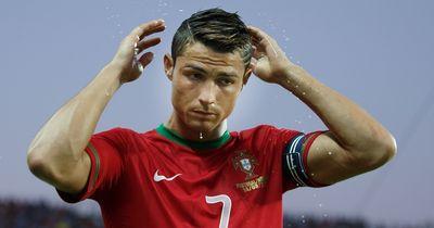 2 Fakten zu Cristiano Ronaldo!