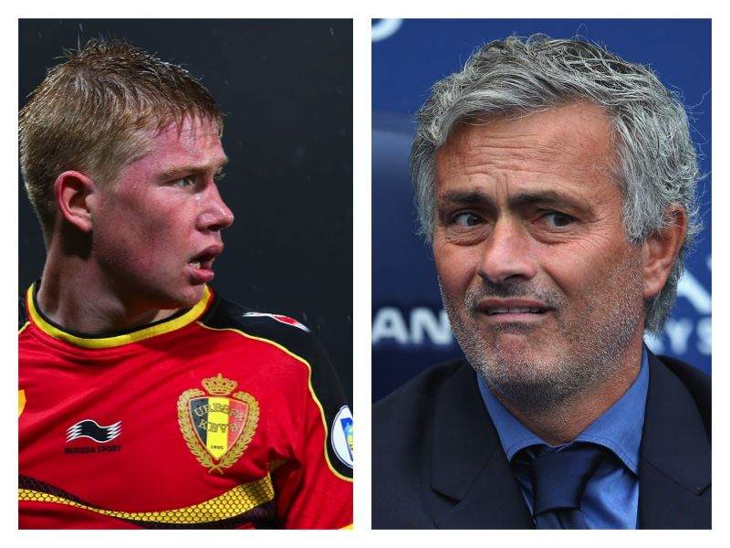 Kevin De Bruyne attackiert Jose Mourinho