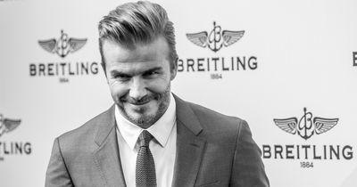 Wird David Beckham der neue James Bond?
