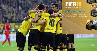 Das Fifa 16 Team der Woche: Es enthält gleich 3 Bundesligakicker!