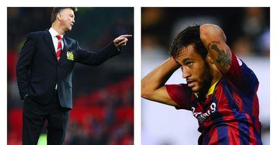 Neymar zeigt sich mit dieser Aktion von seiner sanften Seite