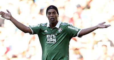Darum löste Ronaldinho nach nur ein paar Monaten seinen Vertrag auf!