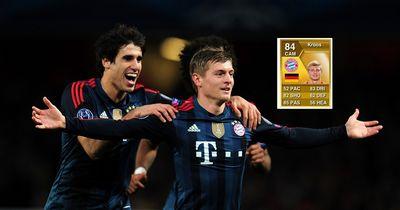 Boss-Transformation bei FIFA: Die heftige Entwicklung von Toni Kroos!