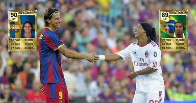 Zlatans und Ronaldinhos FIFA-Entwicklung