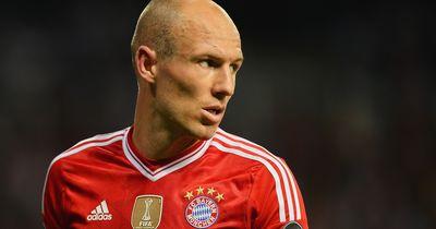 Bayern München: 3 Fakten über Arjen Robben