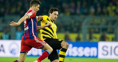 Mats Hummels ist heiß auf das Spiel gegen die Bayern!